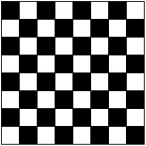 Create Graph Paper or Checkerboard in Perl