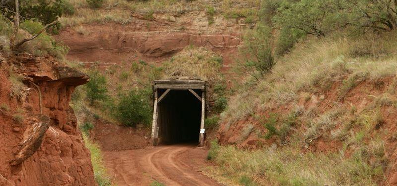 Clarity Tunnel in Texas